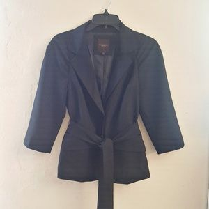 The Limited Signature Collection Black Blazer